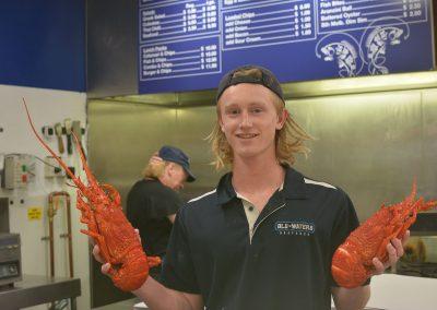 Lilydale Fish Market Crayfish