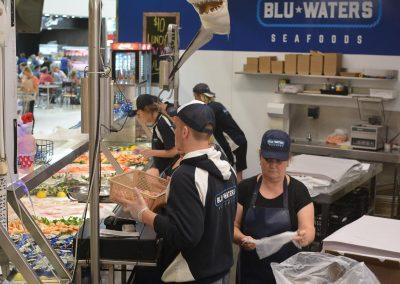 Fish Lilydale Market Place
