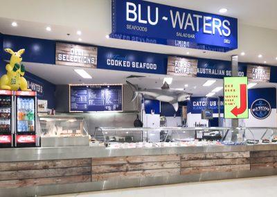 Blu Waters Seafoods Lilydale Fish Shop